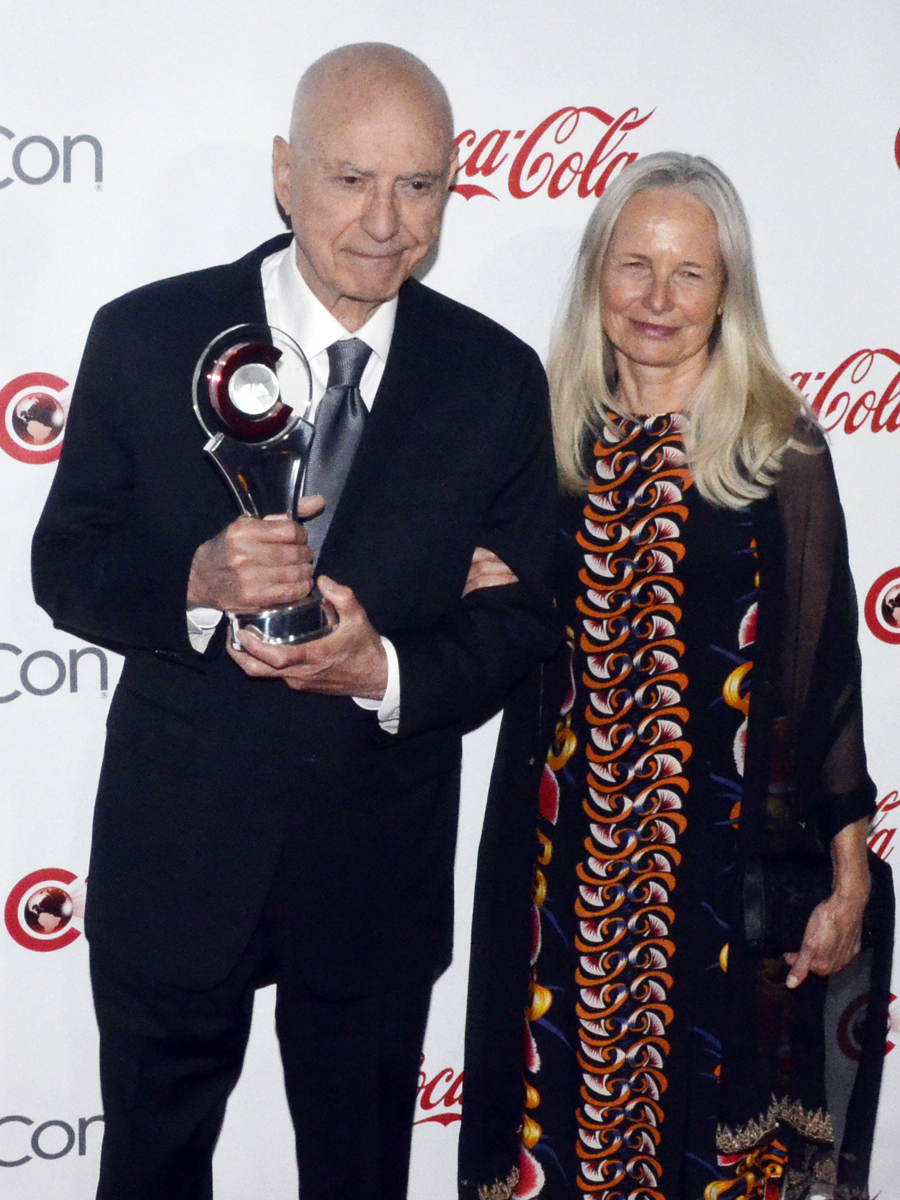 Alan Arkin 2015 CinemaCon 68118