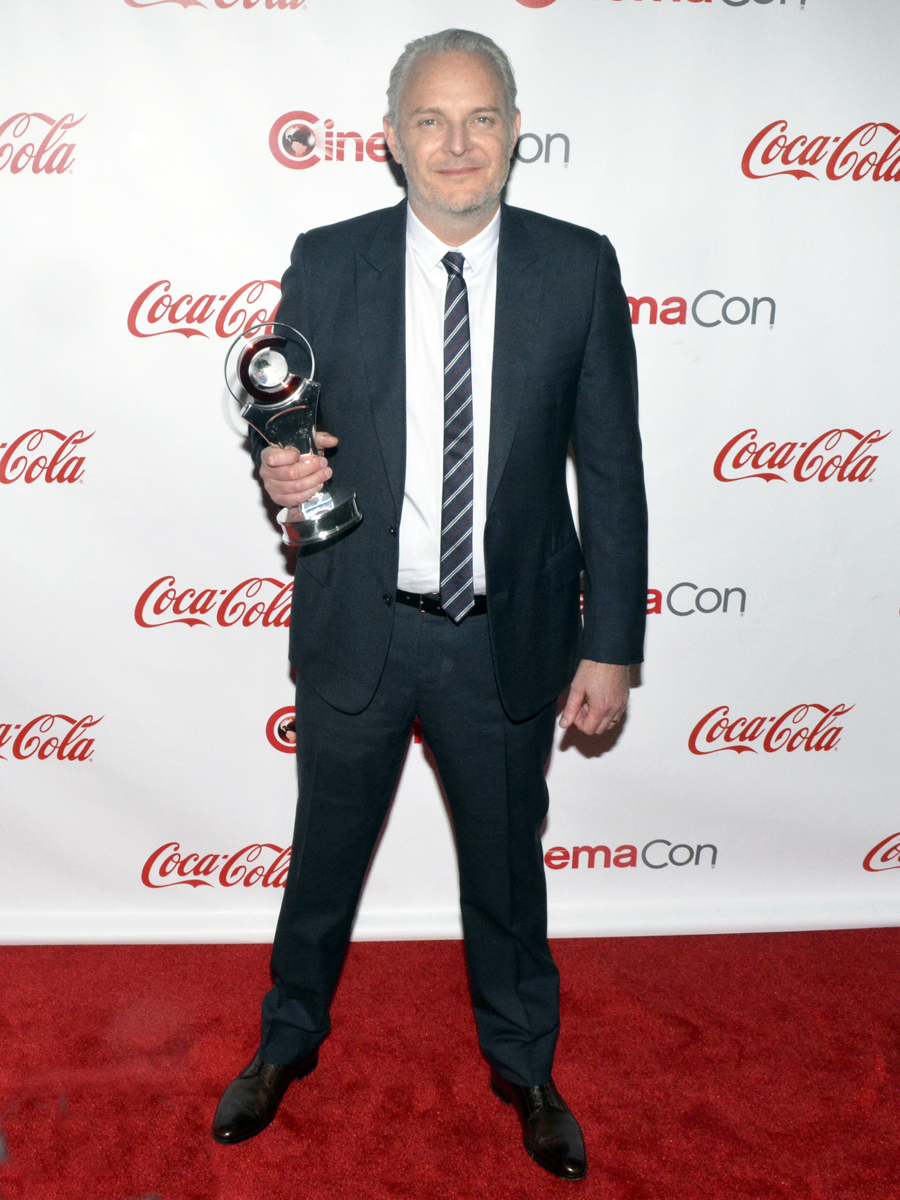Francis Lawrence 2015 CinemaCon 68039