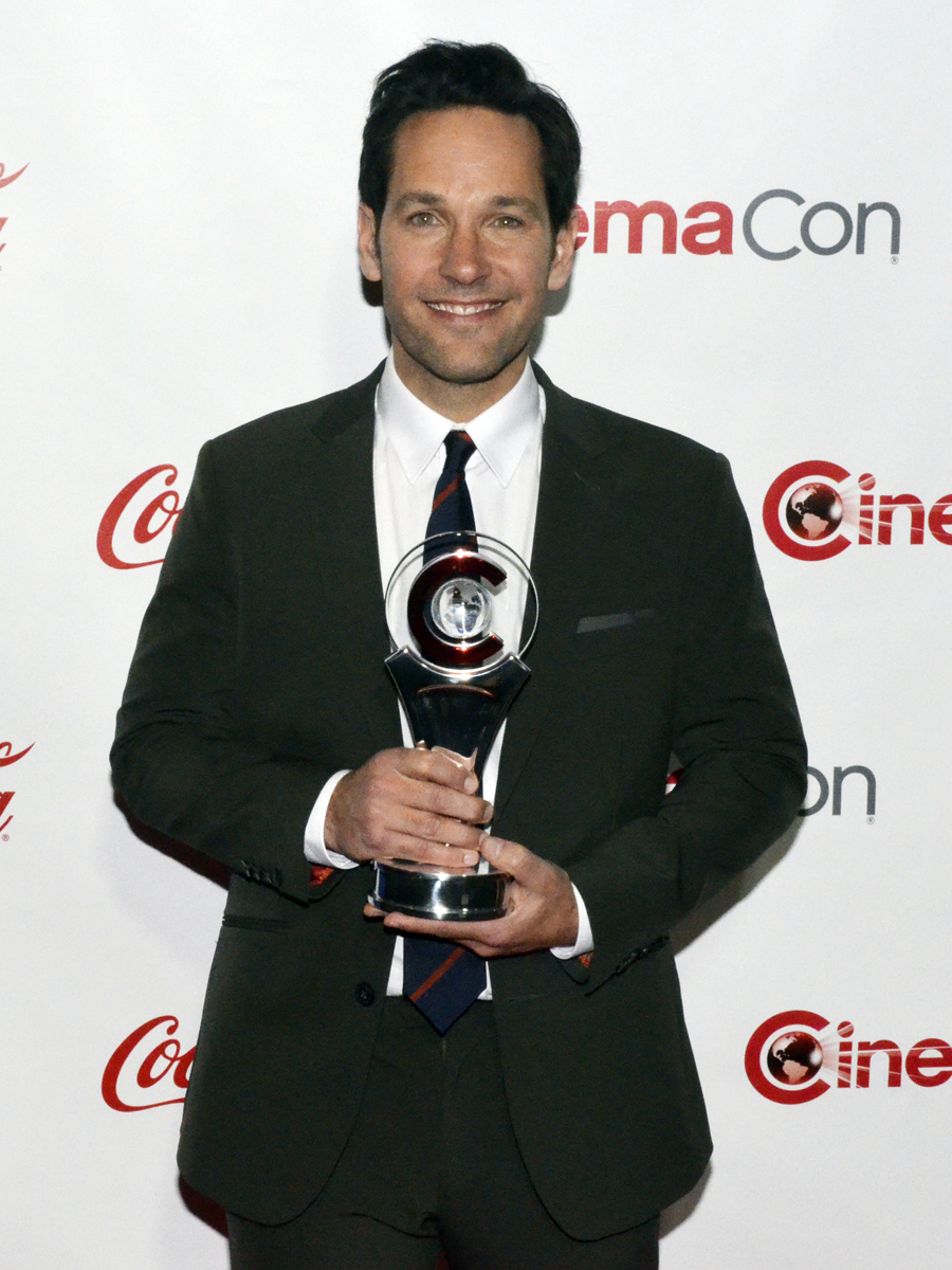 Paul Rudd 2015 CinemaCon 68229